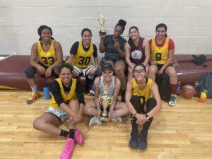Women's league basketball